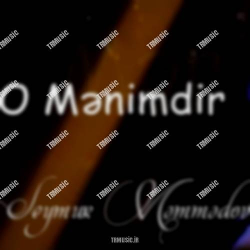 سیمور محمدوف - او منیمدیر