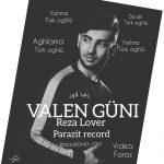 Reza Lover-  Valen Guni